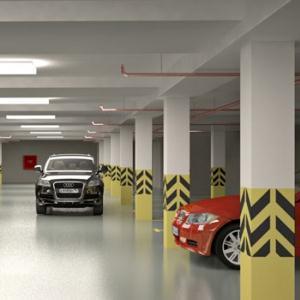 Автостоянки, паркинги Промышленной