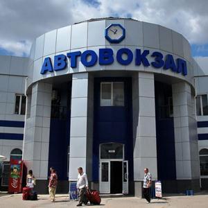 Автовокзалы Промышленной