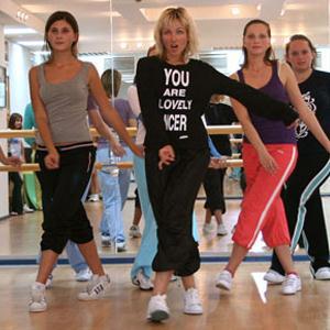 Школы танцев Промышленной