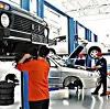 Автосервисы, автотехцентры в Промышленной